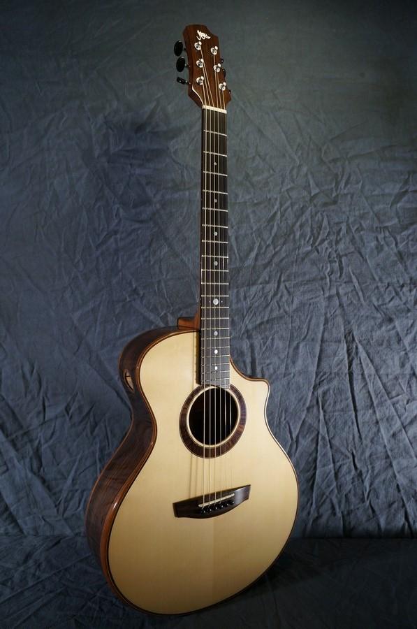 guitare folk slim jumbo 1 florian j gu. Black Bedroom Furniture Sets. Home Design Ideas